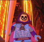 Custom Skeletor