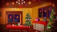 Emma 2-Décoration de Noël