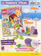 LEGO Friends 2 Encart