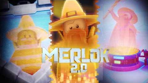 LEGO NEXO KNIGHTS - Merlok 2