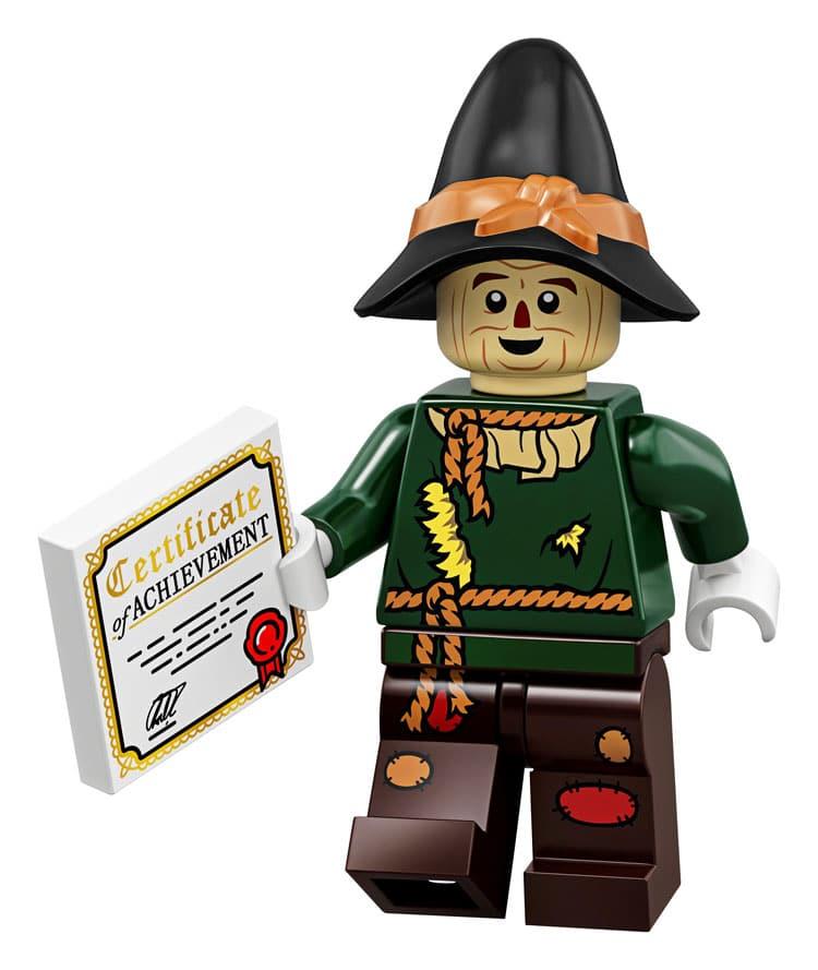 Tin Man Oz Sealed 71023 New The LEGO Movie 2 Minifigures Series 2