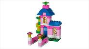 5560 Grande boîte rose de briques 9