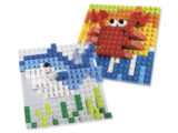 6163 A World of LEGO Mosaic