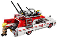 75828 Ghostbusters Ecto-1 & 2 4