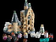 75948 La tour de l'horloge de Poudlard