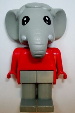 Edward Elephant HD
