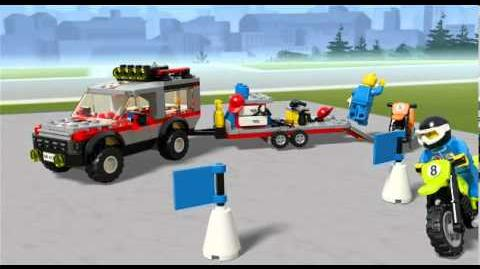 LEGO City - Great Vehicles 4433