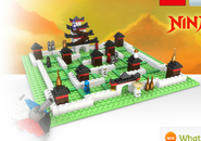 Ninjago Board Game