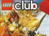 LEGO Club Magazine - July-August 2014