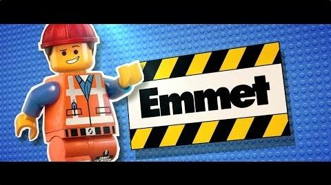 The LEGO® Movie - Meet Emmet-0