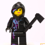 Wyldstyle hooded