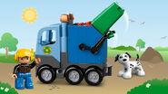 10519 Le camion poubelle 2