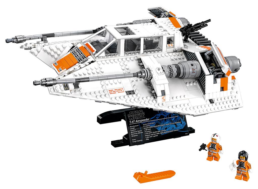 LEGO STAR WARS SNOWSPEEDER UCS GUNNER WILL SCOTIAN FIGURE 75144-2017 NEW