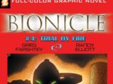 BIONICLE Graphic Novel 4: Trial by Fire