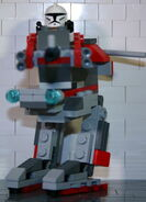 Brickmaster Star Wars AT-RT