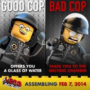 Good bad cop