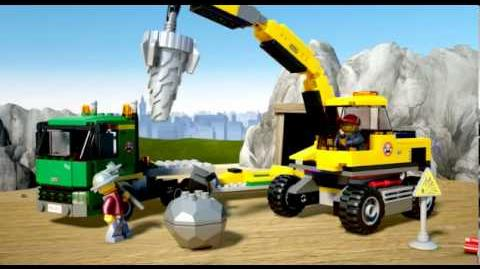 LEGO City - Mining 4203