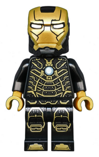 LEGO Iron Man Mark 41