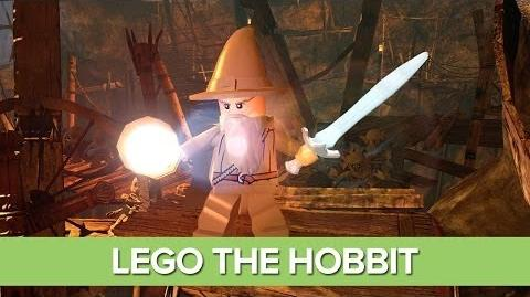 Lego The Hobbit Gameplay