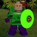 Lex Luthor (Combinaison bouclier)-Batman 3