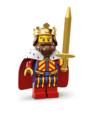 Série 13 Roi du Moyen-Âge