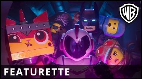 The LEGO Movie 2 - Cast - Official Warner Bros. UK