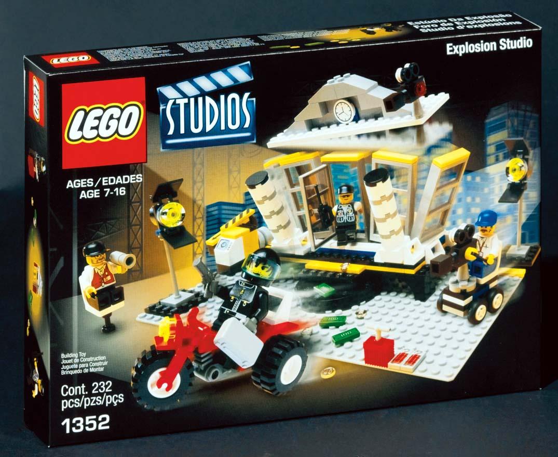 1352 Explosion Studio