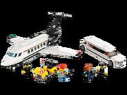 60102 Le service VIP de l'aéroport