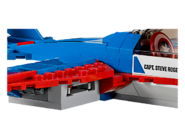 76076 La poursuite en avion de Captain America 4