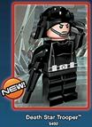 Death Star Trooper Poster