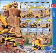 Katalog produktů LEGO® za rok 2005-37