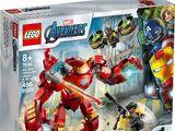 76164 Iron Man Hulkbuster