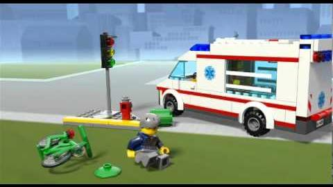 LEGO City - Great Vehicles 4431