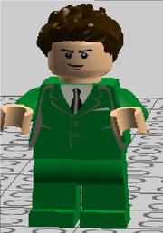 Lego Eddie Brock