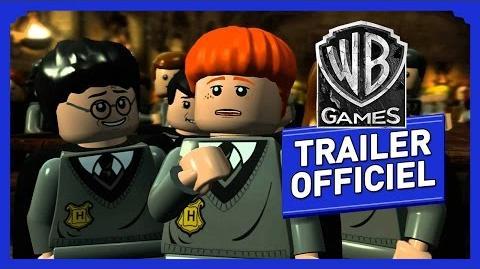 Lego Harry Potter Années 5 à 7 - Trailer (VOST)