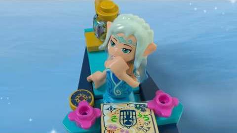 Naida's Gondola & the Goblin Thief 41181 - LEGO Elves - Product Animation