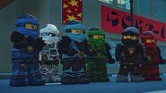 Ninjas 2-L'éclosion
