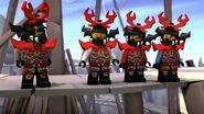 Ninjas guerriers de pierre-Le dernier espoir