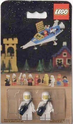 0013 Space Minifigures