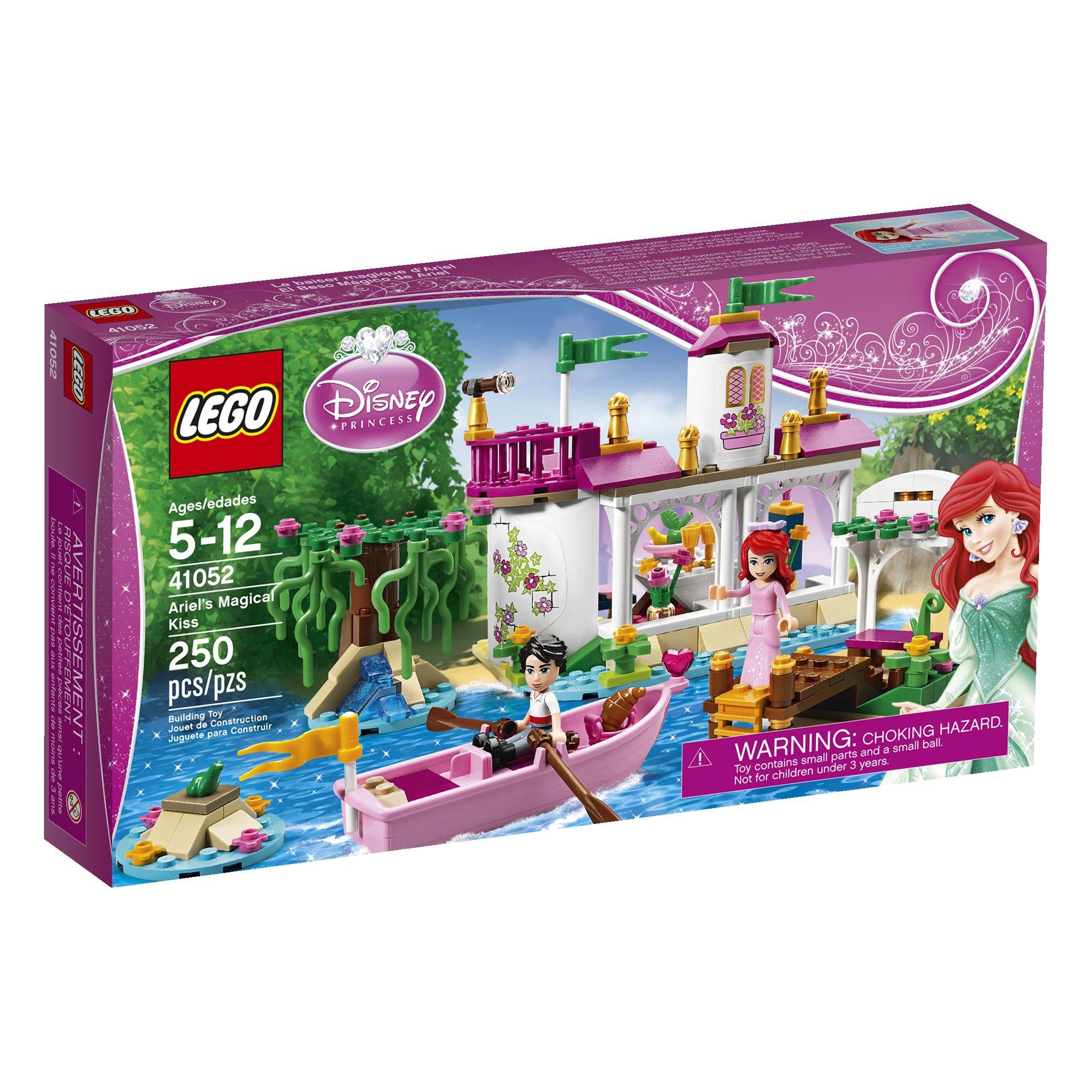 41052 Ariels Magical Kiss Brickipedia Fandom Powered By Wikia Lego 41060 Disney Princess Sleeping Beautyamp039s Royal Bedroom