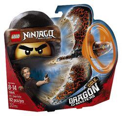 70645 Cole Dragon Master