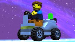 Benny's Space Rover