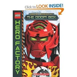 Hero Factory Book 1