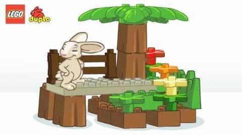 LEGO DUPLO - Building 6156 7 24