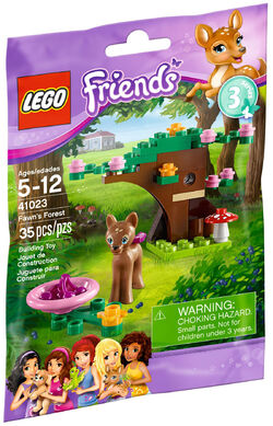 41023 Fawn's Forest pack