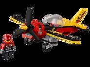 60144 L'avion de course