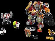 70592 Le robot de Ronin
