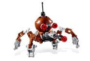 7670 Hailfire Droid & Spider Droid 4