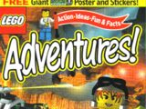 LEGO Adventures! Magazine Issue 7