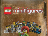 LEGO Club Collectable Minifigures Mini Mag